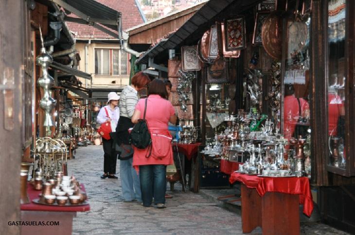 Sarajevo Tiendas