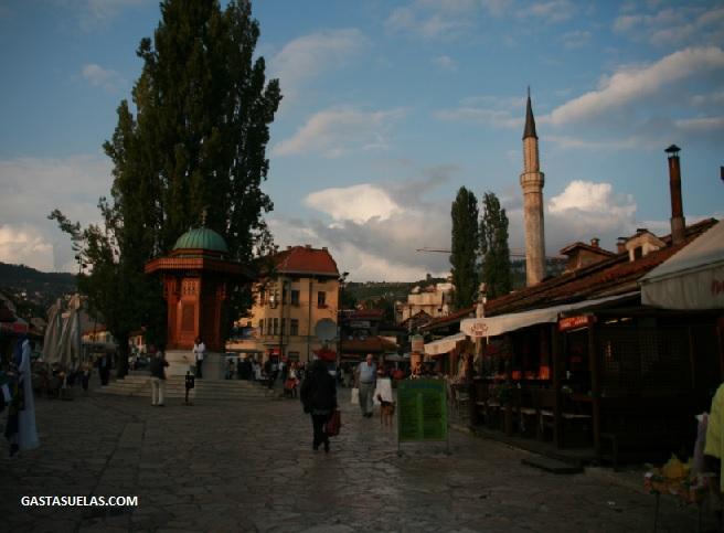 Viejo Sarajevo