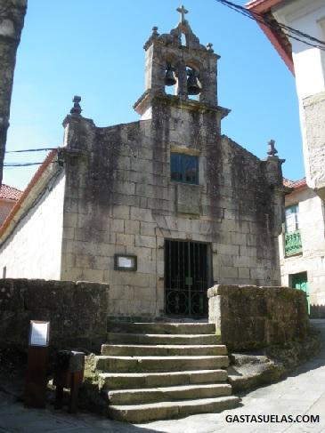 Iglesia San Roque Cambarro