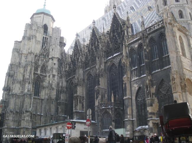 Catedral de San Esteban en Viena (Austria)