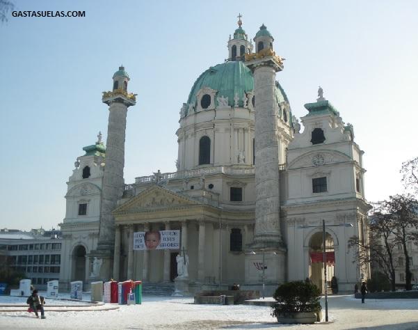 Iglesia San Carlos Viena