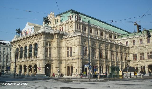 Ópera de Viena (Austria)