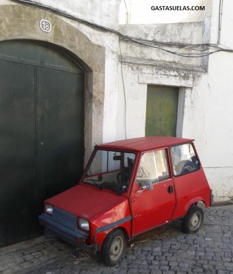 Coche Elvas Portugal