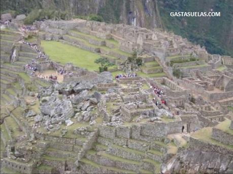Sector Urbano Machu Picchu