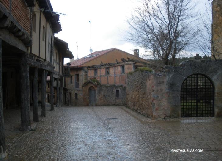 Calatañazor Castilla Leon