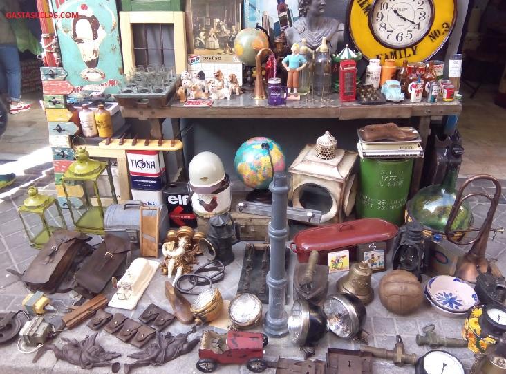 Mercados de pulgas en la CDMX para encontrar cosas vintage