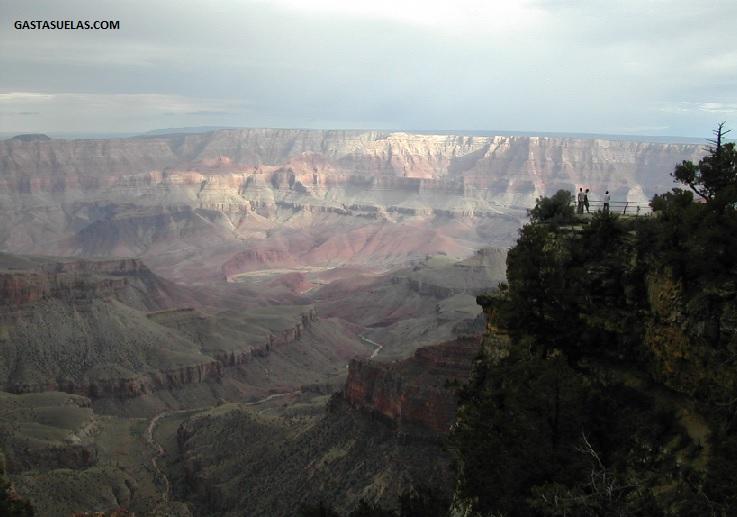 Viaje al Gran Cañón del Colorado (USA)