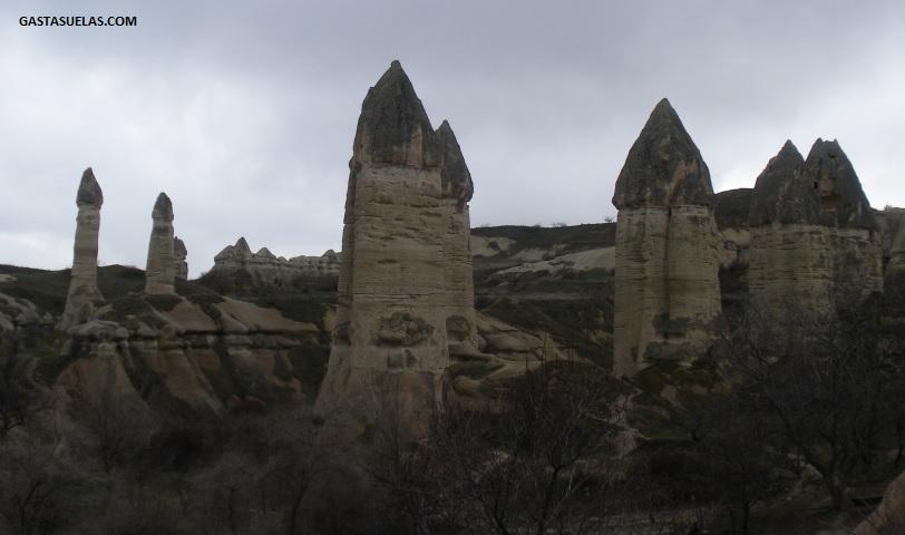 Valle del Amor Capadocia