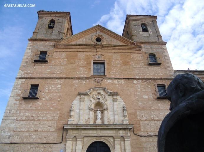 Iglesia de San Bartolomé en Almagro (Ciudad Real)