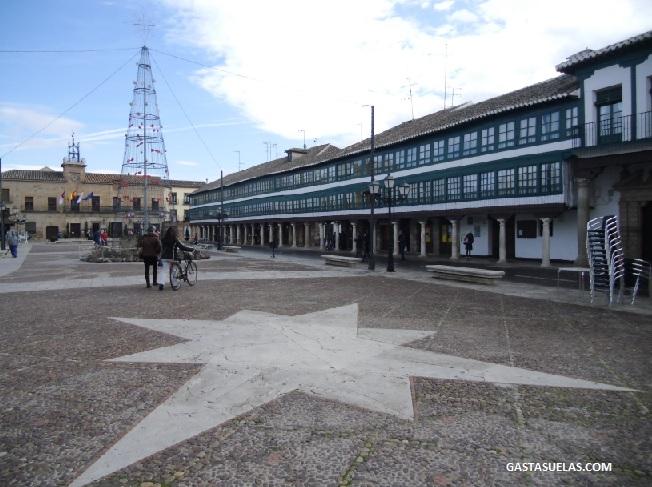 Almagro Plaza