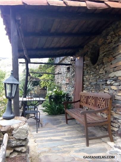 Casa Manadero Porche