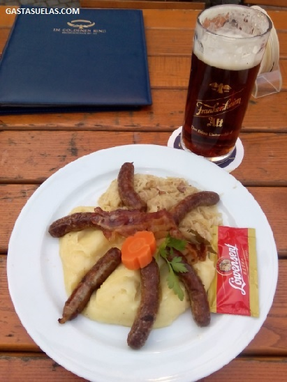 Comida Dusseldorf