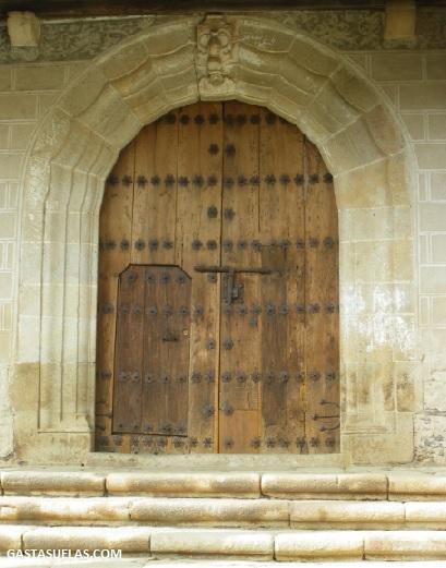 Iglesia Robledillo Gata Puerta