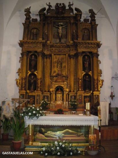 Iglesia Robledillo Gata