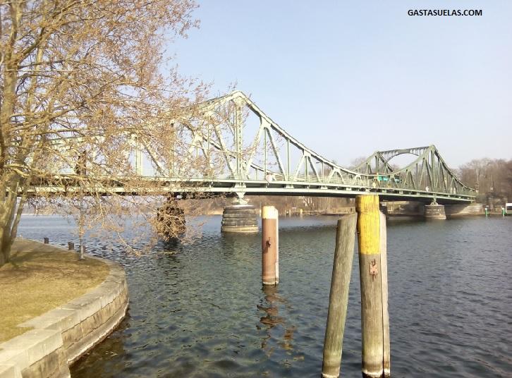Postdam Puente Glienicke