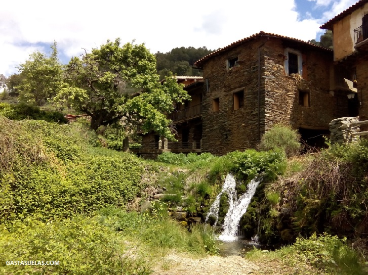 Rio Robledillo Gata Extremadura