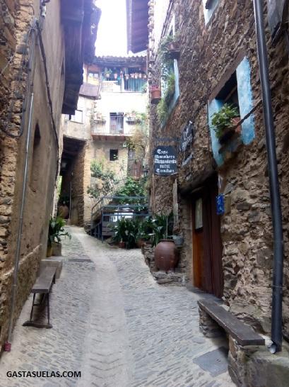 Robledillo Gata Calle Casa Manadero