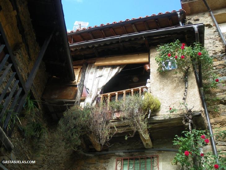 Robledillo Gata Casa Extremadura