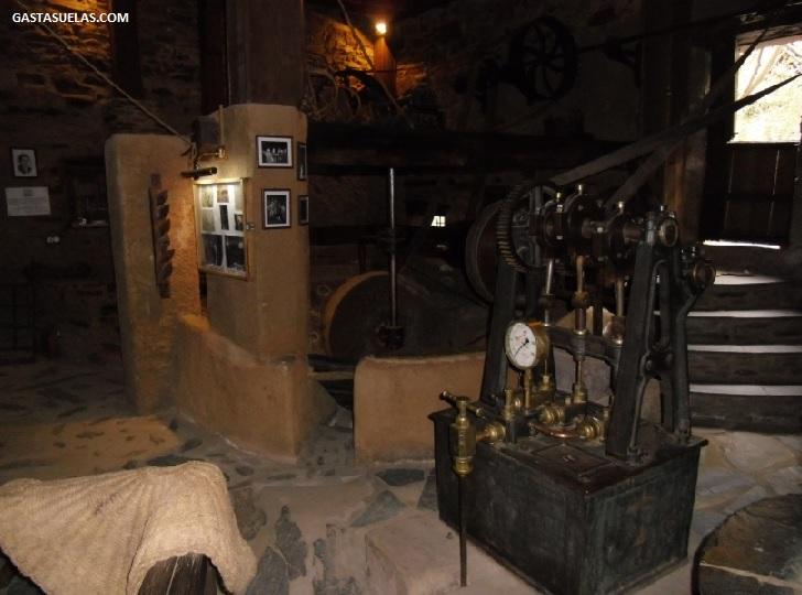 Robledillo Gata Museo Aceite