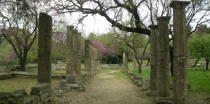 Grecia Olimpia 5