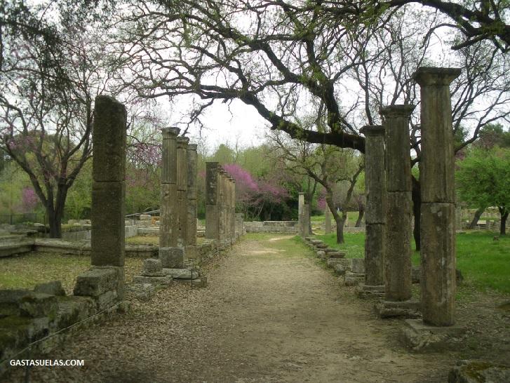 Viaje a Olimpia (Grecia): Santuario y cuna de las Olimpiadas