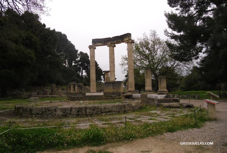 Grecia Olimpia 6