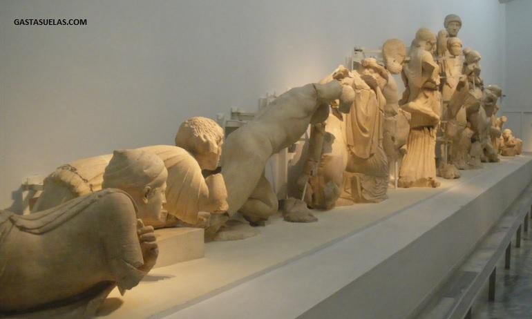 Grecia Olimpia Museo