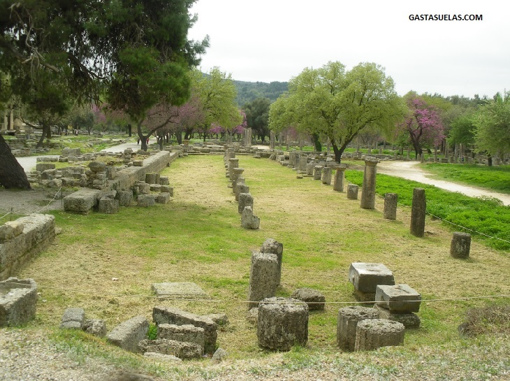 Grecia Olimpia