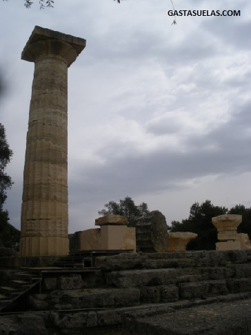 Templo Zeus Olimpia