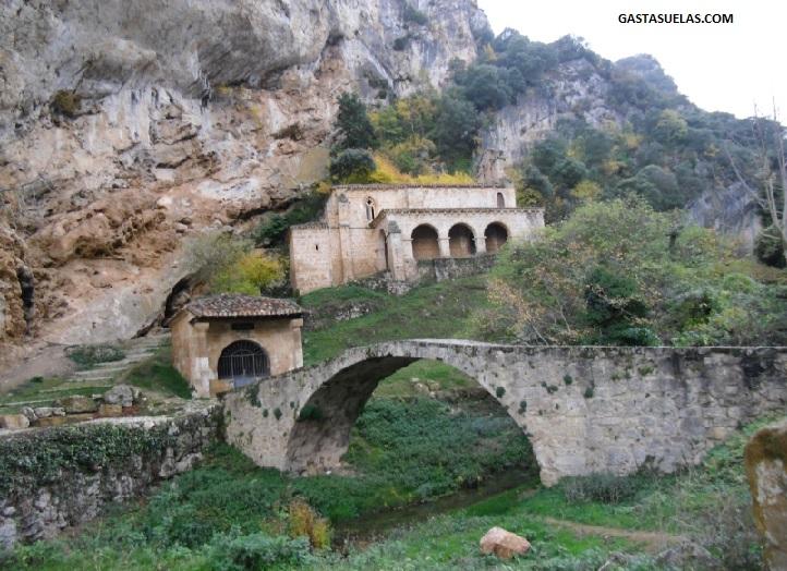 Ermita Tobera Santa Maria Hoz