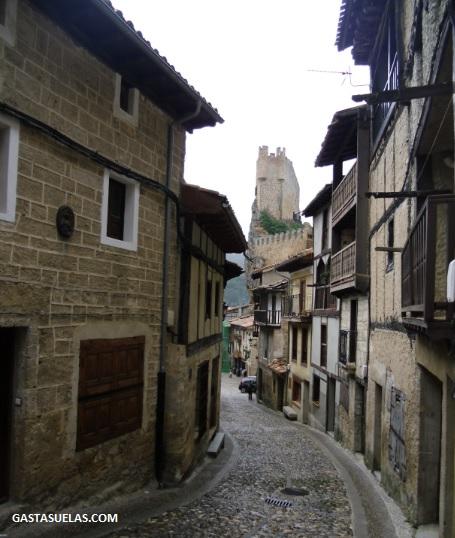 Frias Burgos Castilla Leon