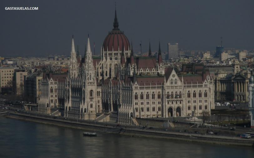 Budapest Hungria parlamento