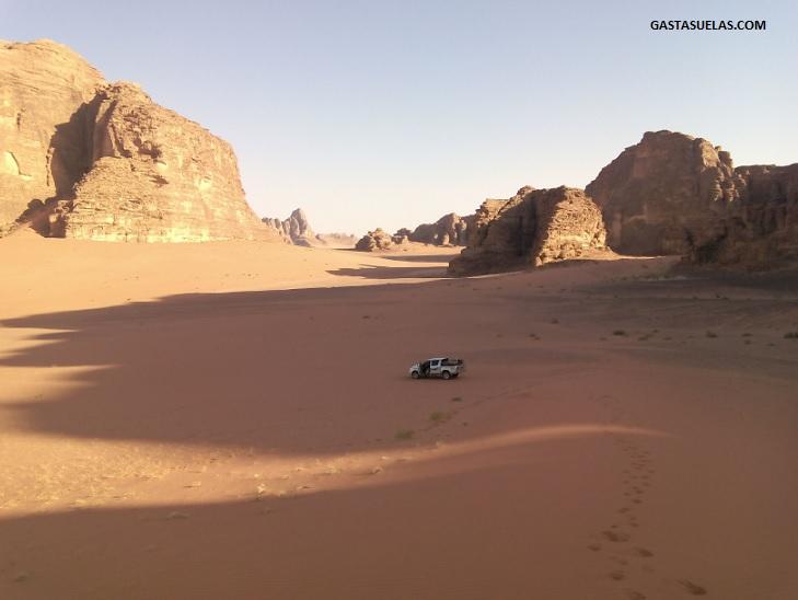 Wadi Rum Jordanina