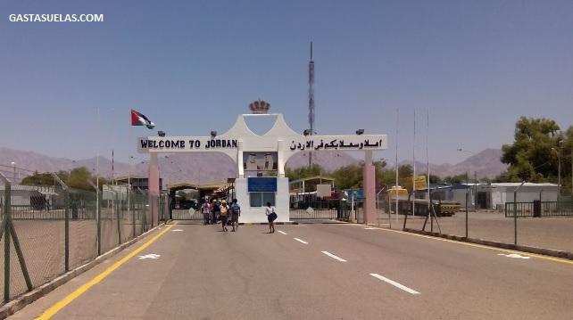 frontera israel jordania