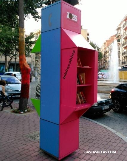 bibliocabina salamanca