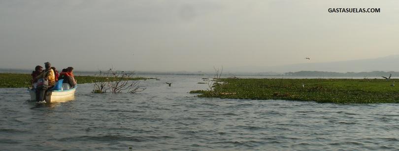 Crescent Island (Kenia): La isla salvaje de Memorias de Africa