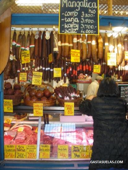 budapest mercado central