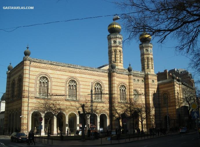 budapest sinagoga dohany