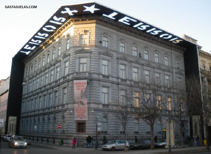 museo casa terror budapest