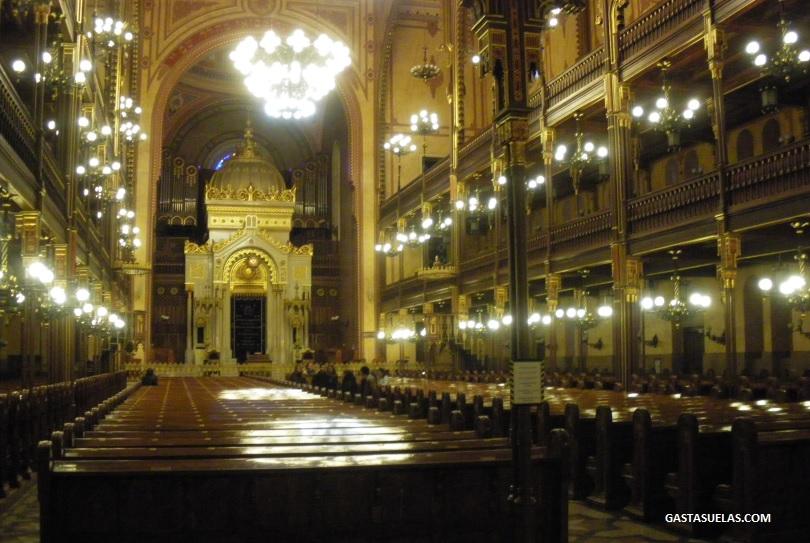 sinagoga dohany budapest