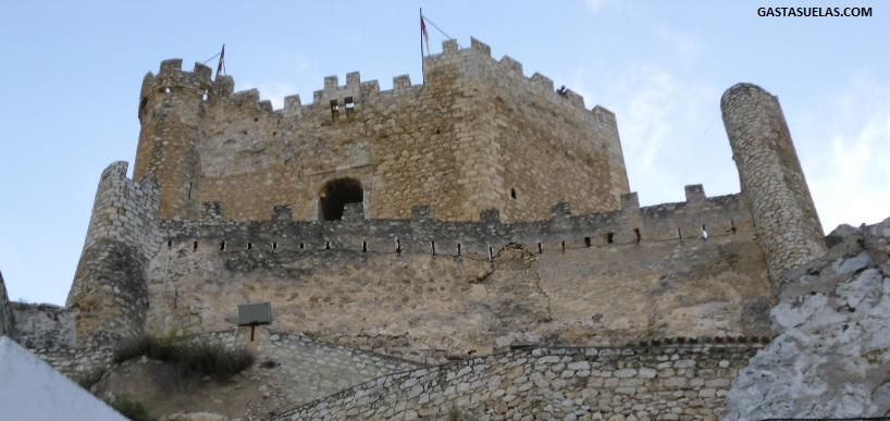 alcala jucar castillo