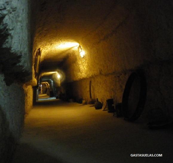 Cueva en Alcalá del Júcar (Albacete)
