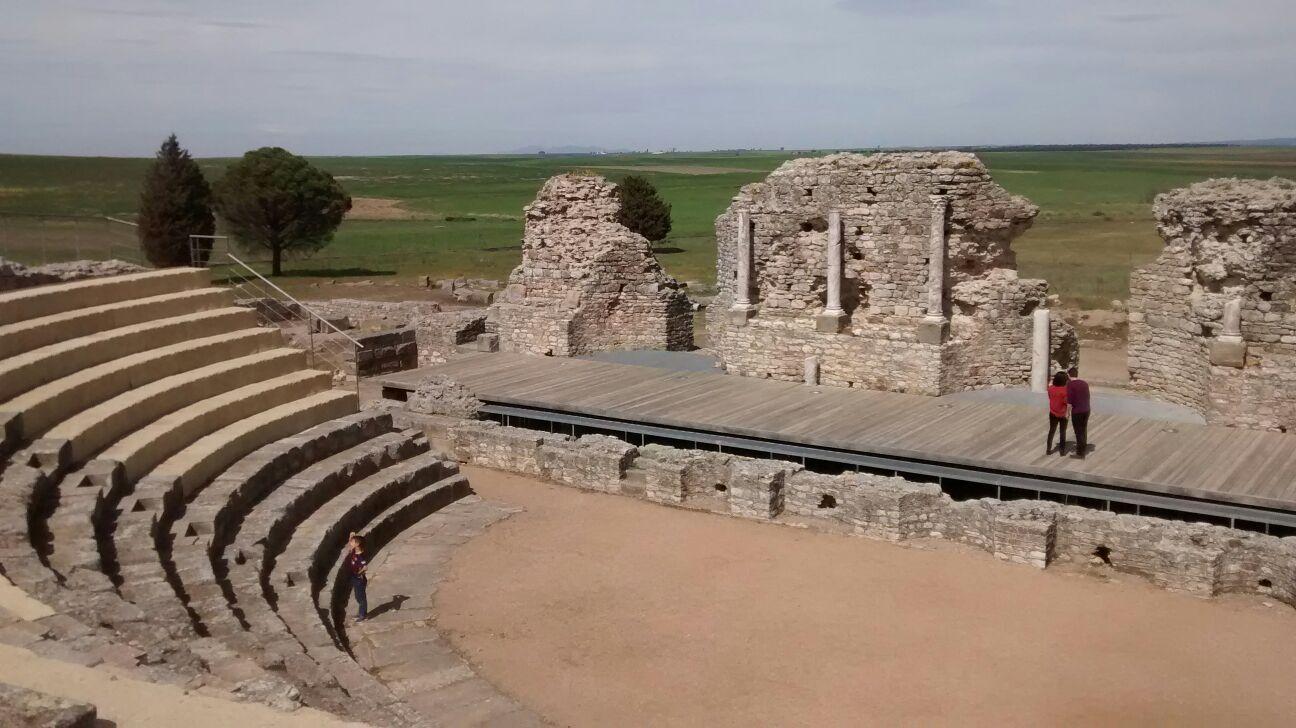 Ruta por el Sur de Badajoz (Extremadura)
