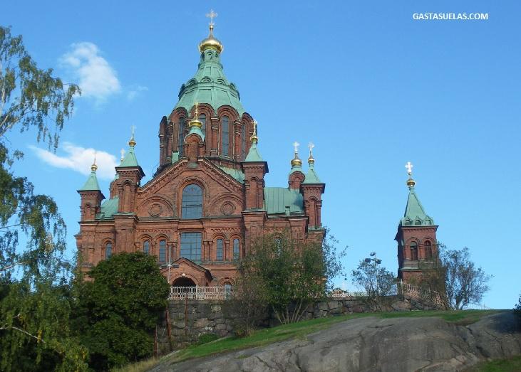 catedral uspenski helsinki