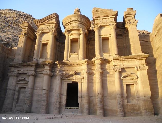 El Monasterio (Ad-Deir) de Petra