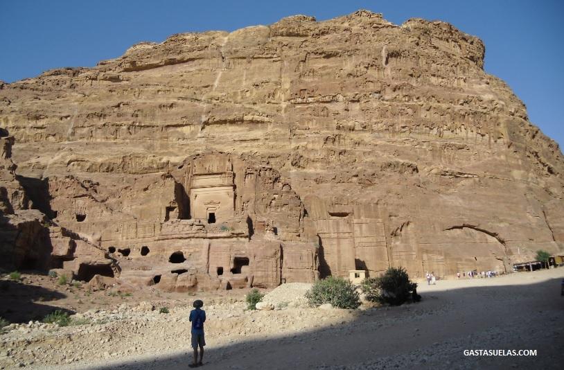 Calle de las Tumbas (Petra)