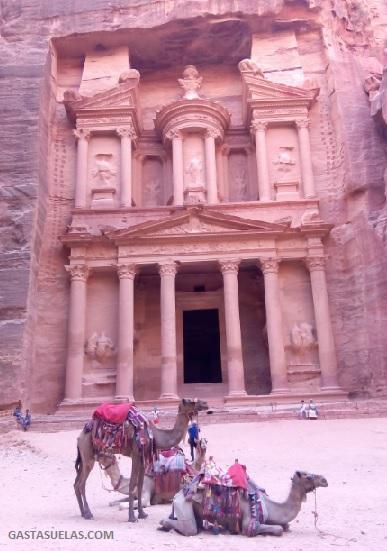 Al-Khazneh (El Tesoro de Petra)