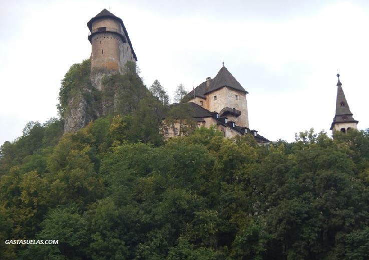 castillo-orava-eslovaquia