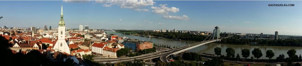 Viaje a Bratislava (Eslovaquia): Qué ver y hacer