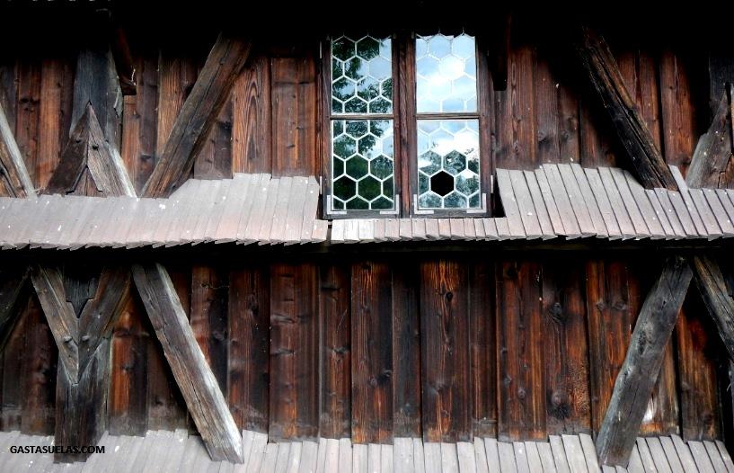 La Iglesia de Madera de Hronsek (Eslovaquia) Patrimonio de la Humanidad